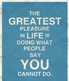 Greatest Pleasure Quote